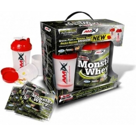 Monster Whey 2200g. + Shaker Monster ZDARMA