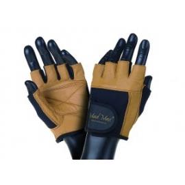 rukavice FITNESS hnědé