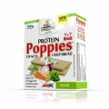 Poppies CrispBread Protein 100g.