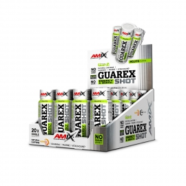 Guarex® Energy & Mental SHOT 20 x 60ml
