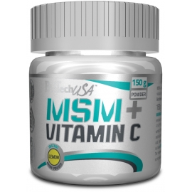 MSM + Vitamin C 150g.