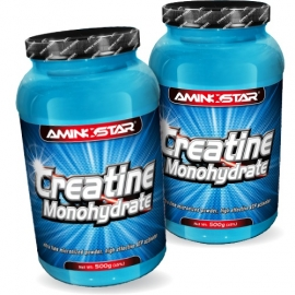 Creatine Monohydrate 500 g + druhý ZDARMA