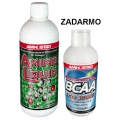 Amino liquid 1000ml + BCAA 500ml ZDARMA