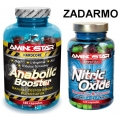 Anabolic Booster + Nitric Oxide 120 cps. ZDARMA