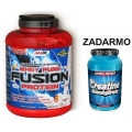 Fusion Protein 2300g. + Creatine 500g. ZDARMA