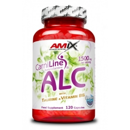 ALC with Taurine + B6 120 cps.