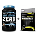 Iso Whey Zero 908g. + Creatine Monohydrate 500g. ZDARMA