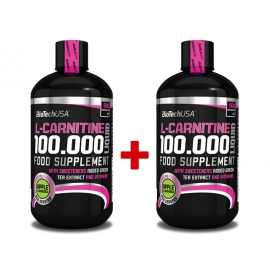 L-Carnitine 100 000 + druhý