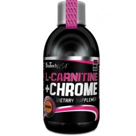 L-Carnitine 35 000 mg. + Chromium liquid