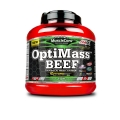 OptiMass Beef Gainer 2500g.